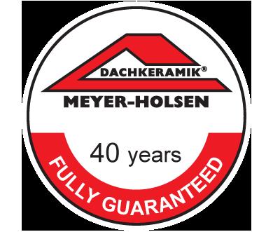 40 aastat täielikku garantiid